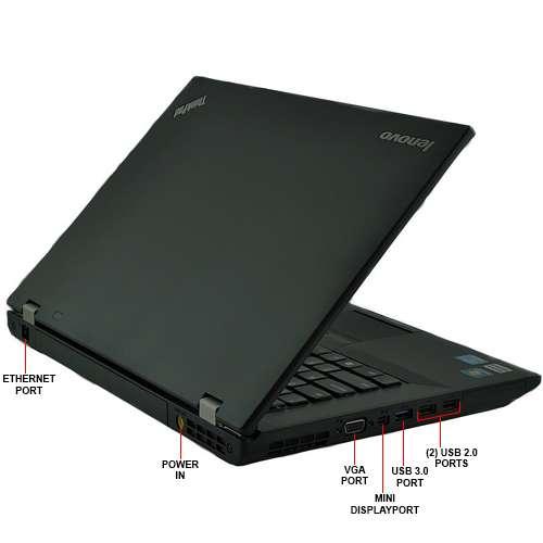 Image Callout - Lenovo ThinkPad L430 Intel® Celeron® 4GB RAM 320GB HDD 14